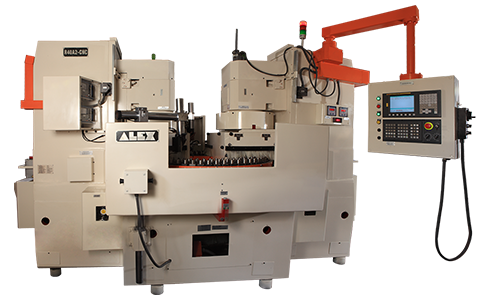 Surface Grinder – Rotary Table – Twin Vertical Spindle, One Pass