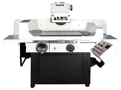 Surface Grinder – Reciprocating Table, Horizontal Spindle